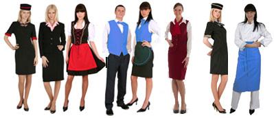 одежда для администратора гостиницы фото